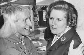 Saville and Thatcher